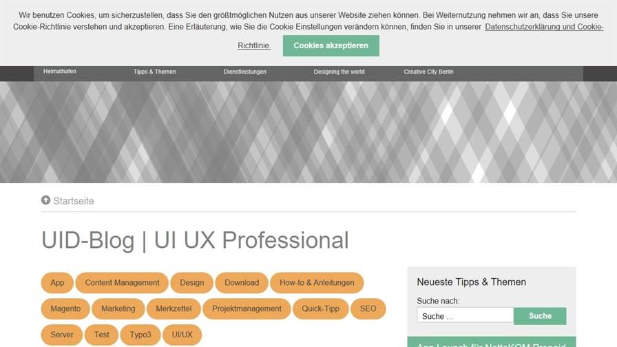 UX Professional Ingo Förster