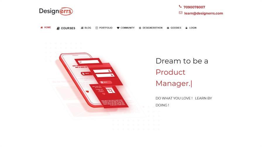 Designerrs - UI/UX Design Lab