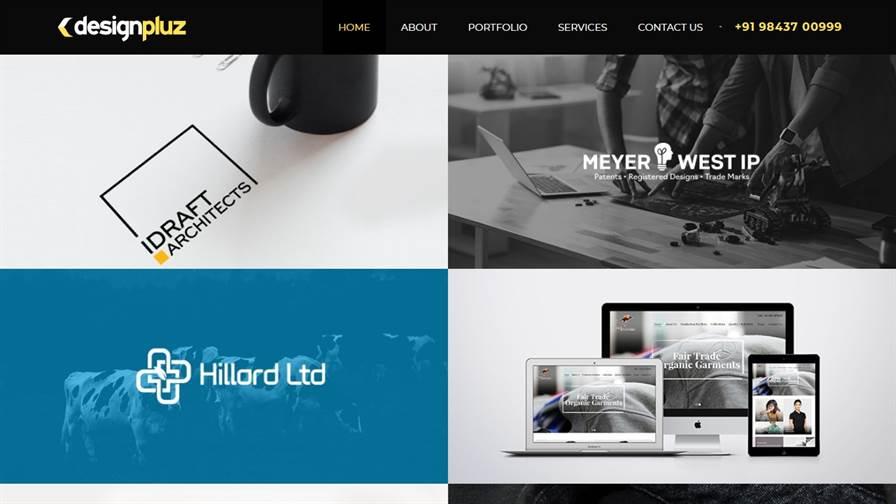 Designpluz - Logo, Branding & Graphic Design & Web Design Agency in Erode
