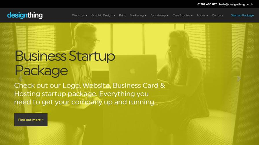 Design Thing - Website & Branding Agency