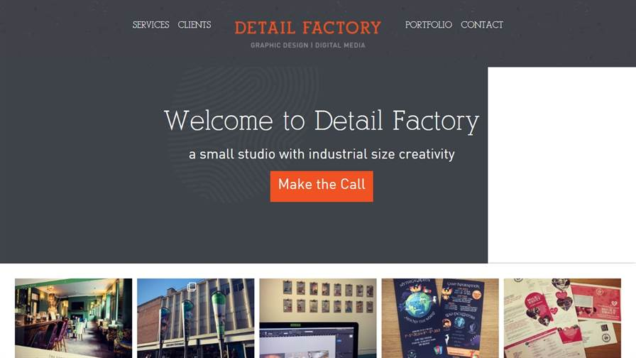 Detail Factory Design & Marketing