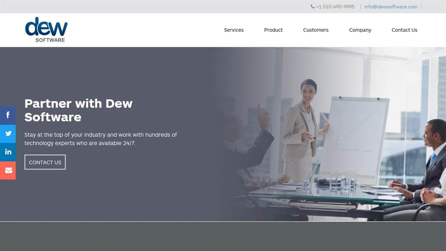 Dew Software Inc