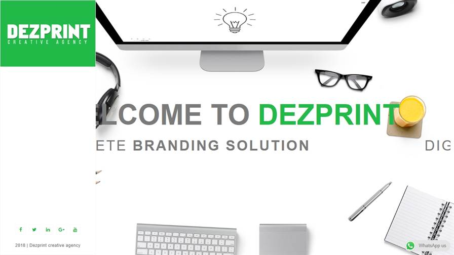 Dezprint Creative Agency-Advertising Company in Bikaner