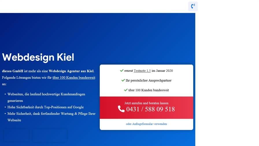 dieseo GmbH - SEO & Webdesign Kiel
