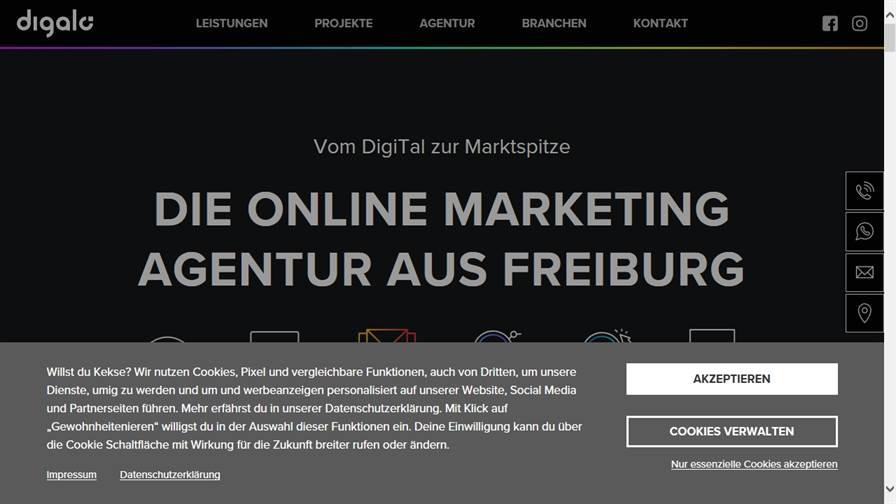digalo   Online Marketing Agentur Freiburg