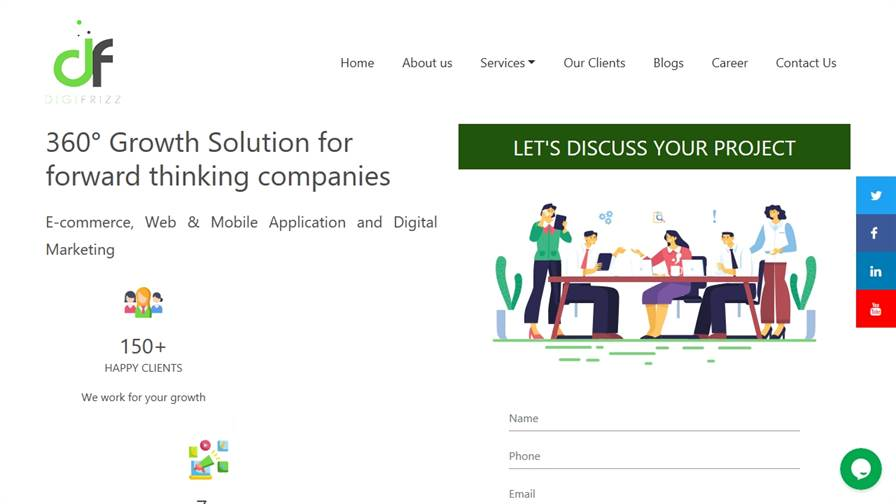 Digifrizz Technologies - 360° Technology and Digital Marketing Company in India