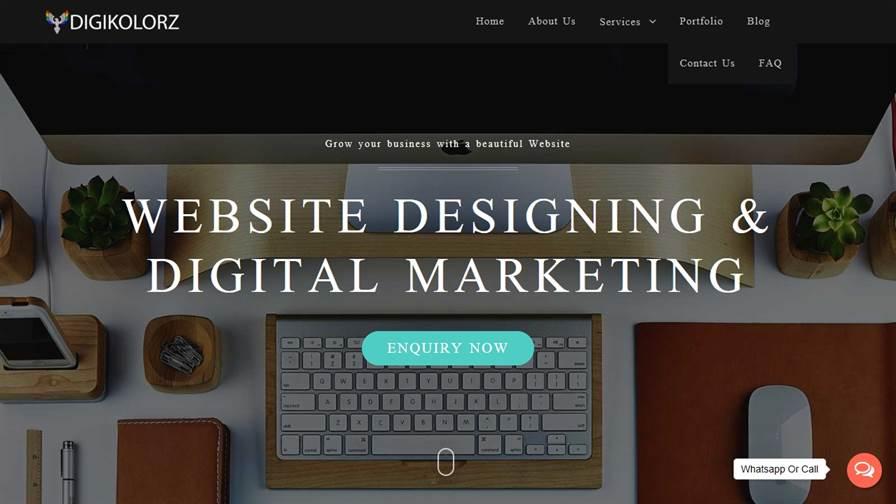DIGIKOLORZ - Website Designing and Digital Marketing