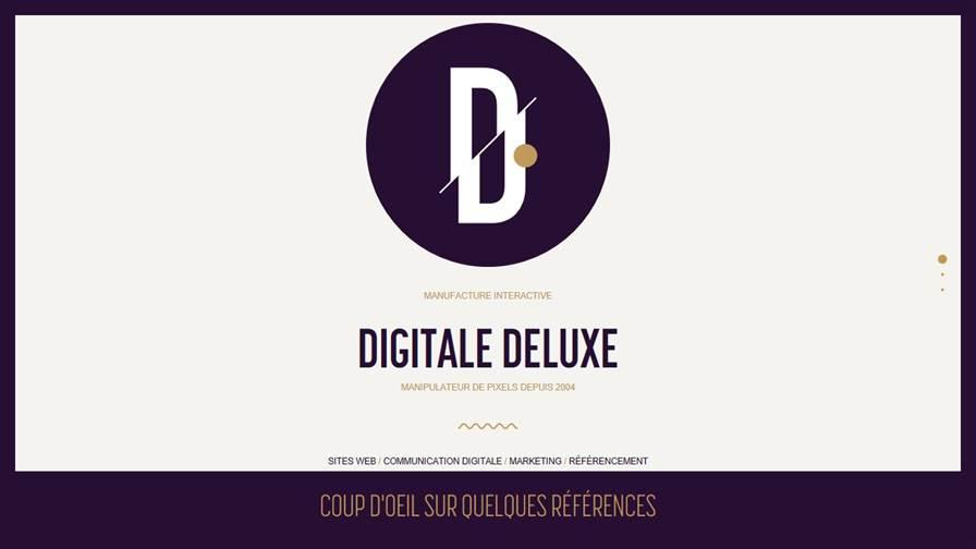 Digitale deluxe