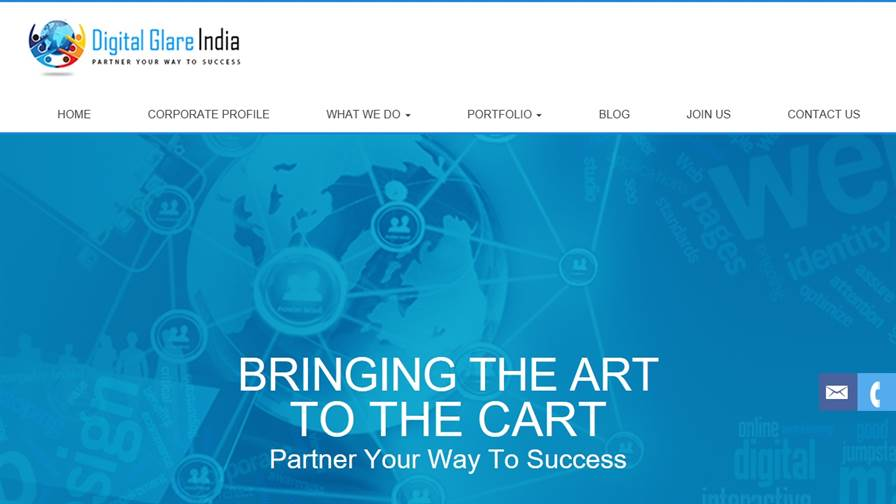 Digital Glare India- SEO agency in chennai