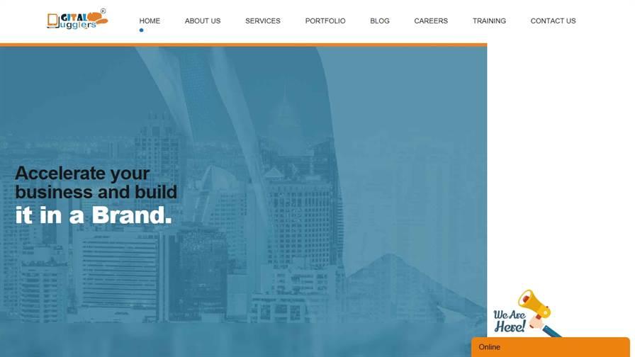 Digital Jugglers - Best Digital Marketing Company, Website, App Development, SEO in Lucknow