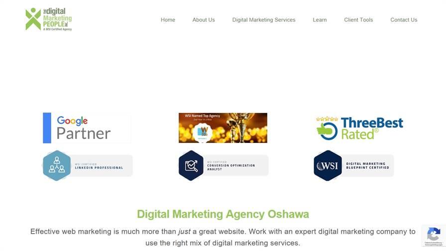 The Digital Marketing People Inc.