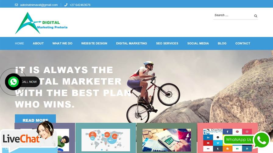 Digital Marketing Pretoria