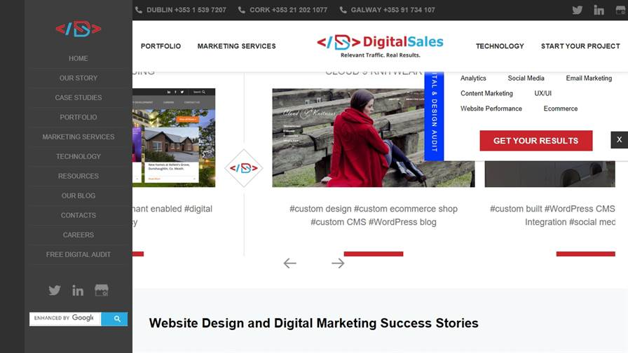 Digital Sales Dublin - Digital Marketing Agency