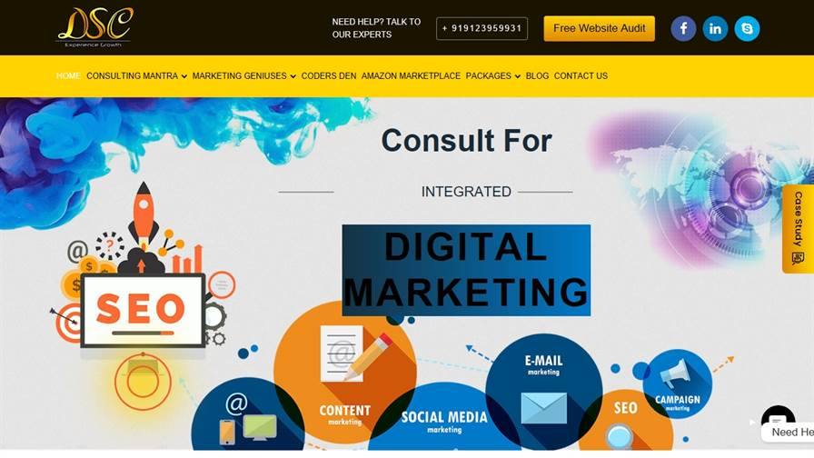 Digital Marketing Company Kolkata | Digital Strategy Consultants | 360° Digital Marketing Agency Kolkata