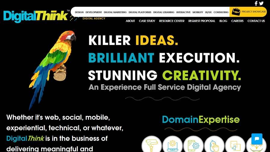 DigitalThink Interactive Networks