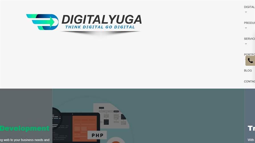 Digitalyuga - Website Design, Software Development and Digital Marketing Company in Bhopal