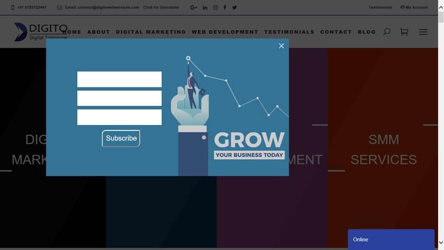 DIGITO - A Digital Marketing & Web Development Company