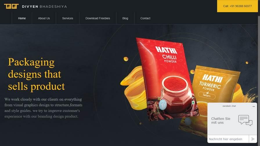 Divyen Bhadeshiya - Branding Agency