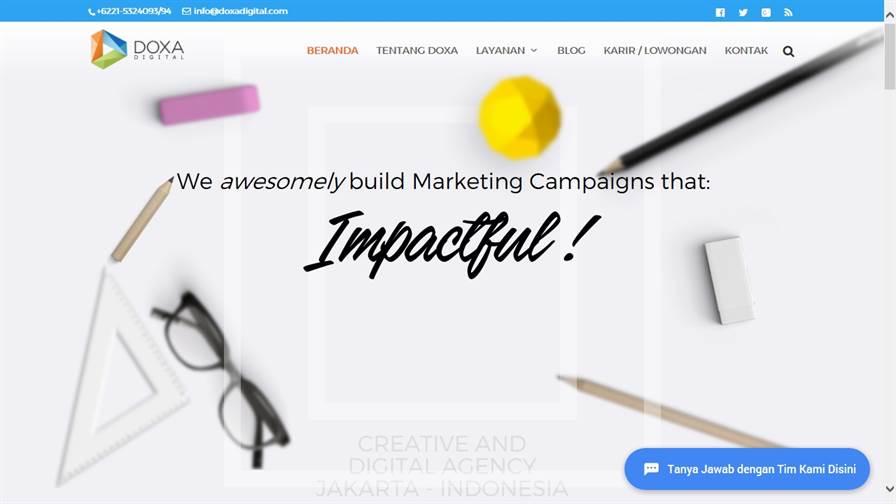 Doxadigital Indonesia - Creative Digital Agency