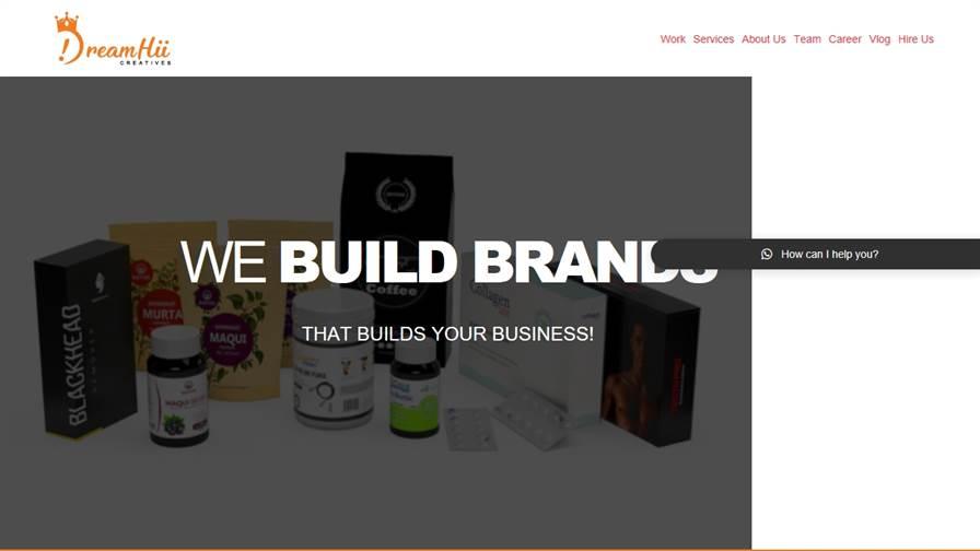 DreamHii Creatives - Best Creative Ad Agency in Noida, Delhi, Gurgaon, India (2d, 3d, video, animation, UI Design, Business Card Design, Graphic Design, Logo design, web design, corporate identity design, flyers, posters, catalogue, brochure, billboard, banners, infographics, print, ad, digital)