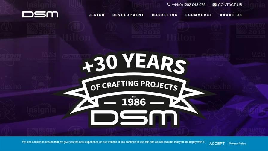 DSM Design Ltd.