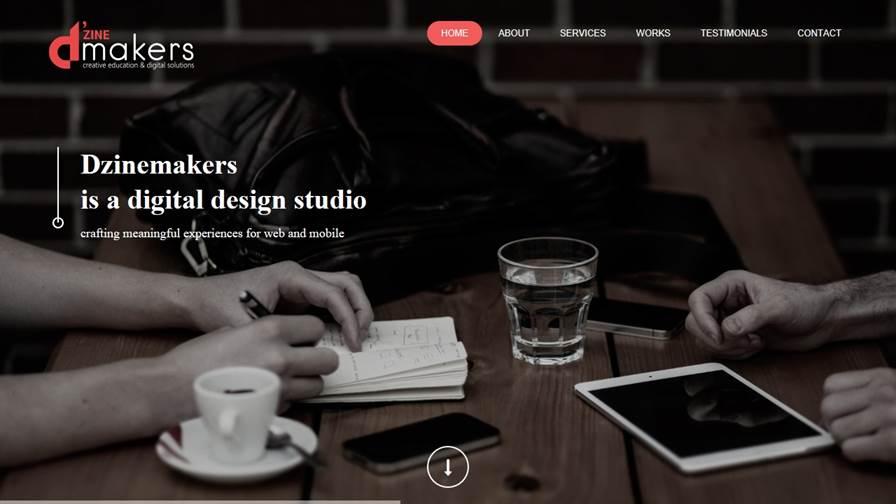 Dzinemakers UI/UX Studio