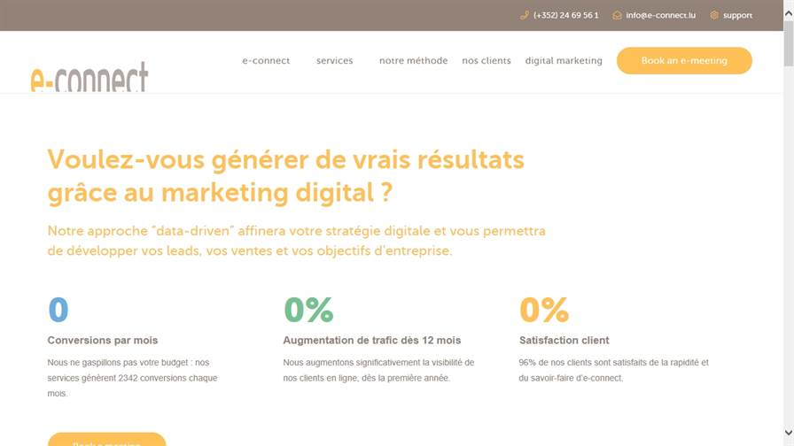e-connect Digital Marketing Agency