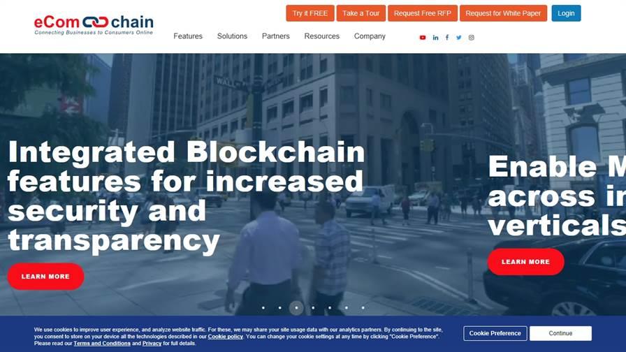 eComchain Inc