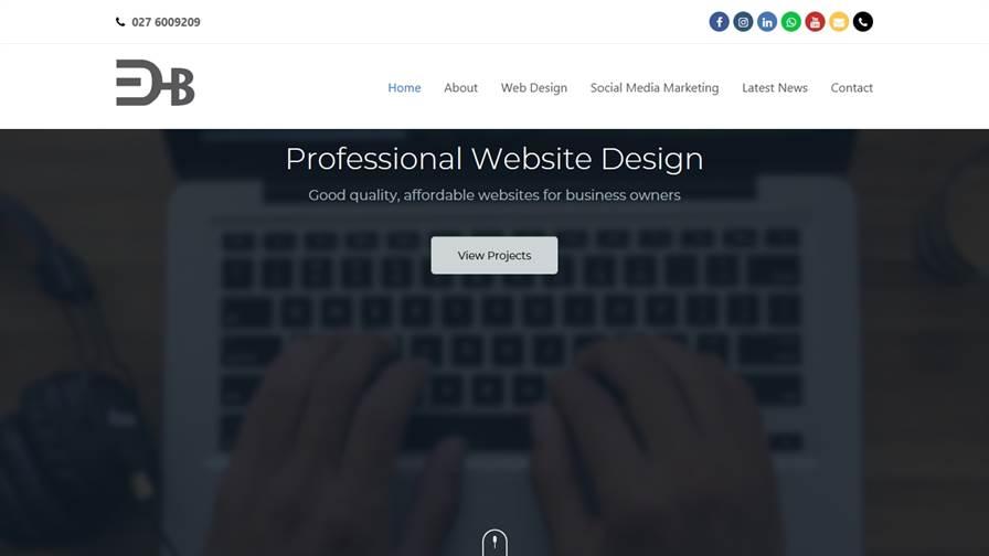 eDesign Hawkes Bay. Web Design & Social Media Marketing