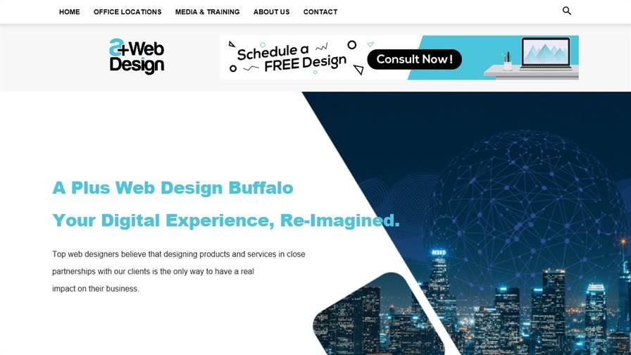 A Plus Web Design Buffalo