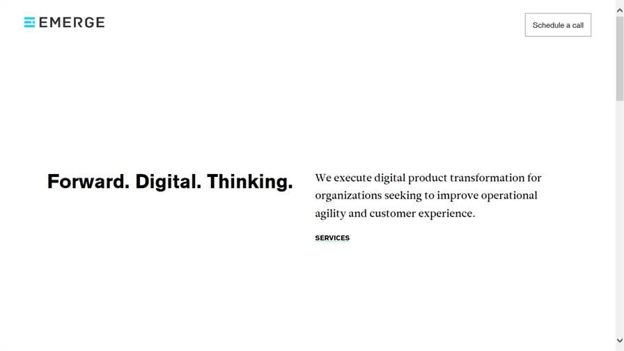 EMERGE - Digital Product Agency