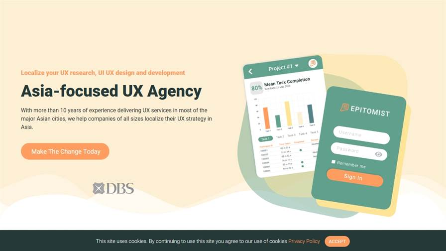 Epitomist | Asia-focused User Experience (UX) Agency | Singapore