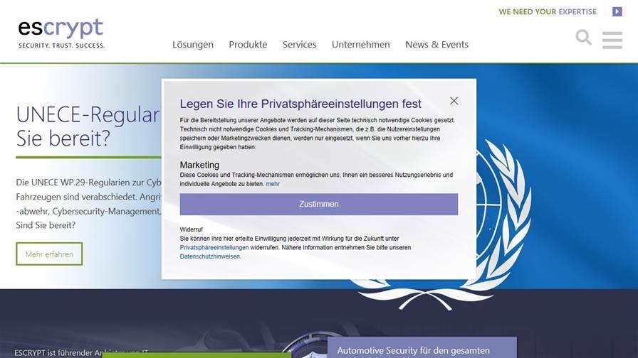 ESCRYPT GmbH - Embedded Security
