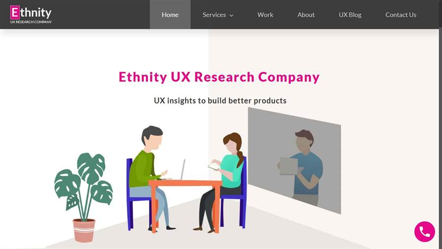 Ethnity UX Research Company