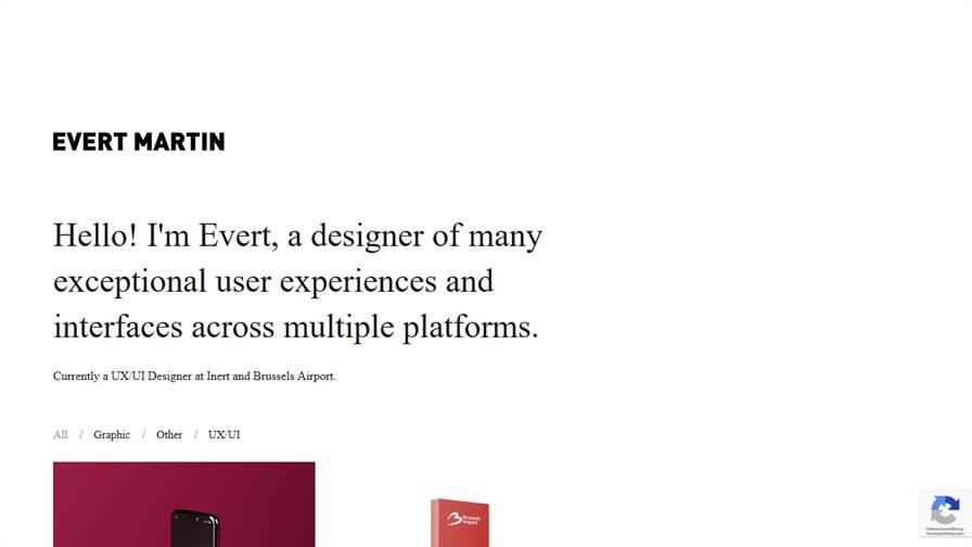 By Evert Martin - UX/UI Design