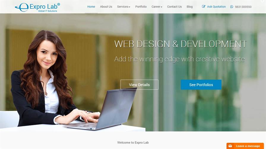 Expro Lab - Website Design Company