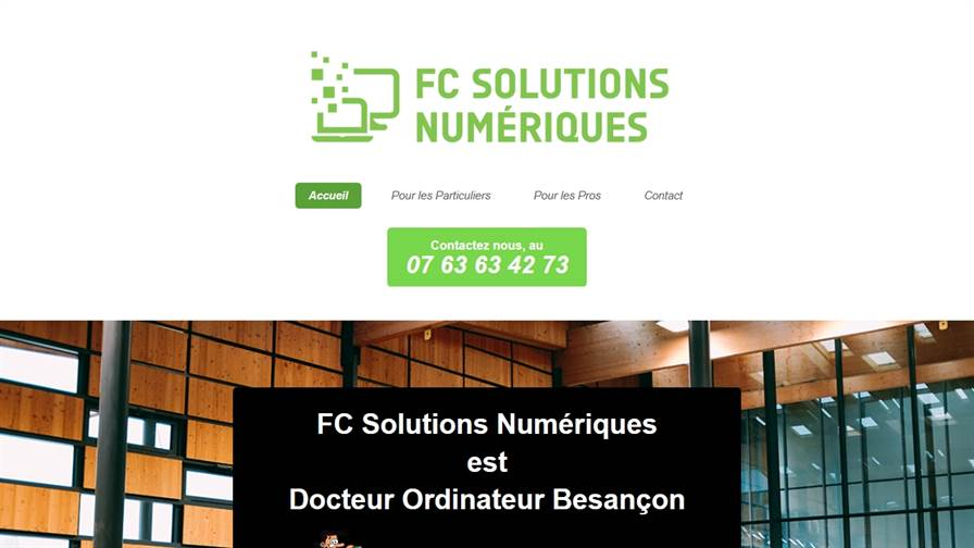 Docteur Ordinateur Besançon