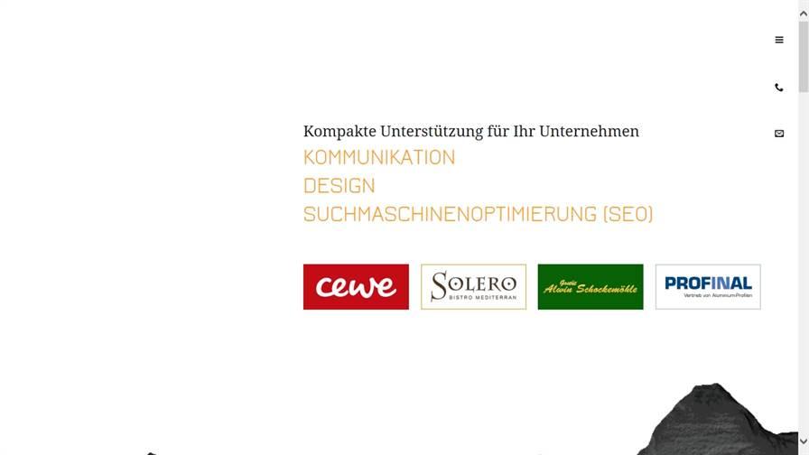 SEO, Webdesign, WordPress, UX für Hatten-Sandkrug // Bastian Felsmann