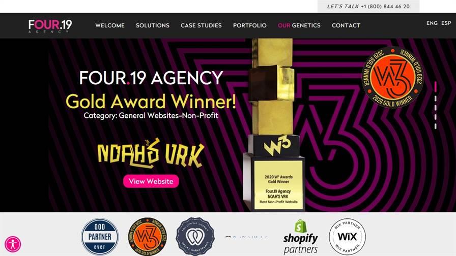 Four 19 Agency