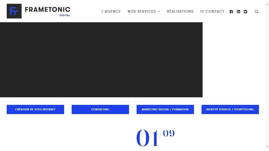 Agence Frametonic Digital