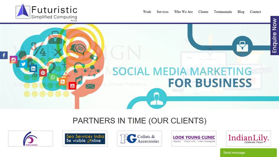 FSC Pvt. Ltd. - Website Designing Company in Delhi, Digital Marketing Agency, eCommerce Website Designing and Development Company in Delhi
