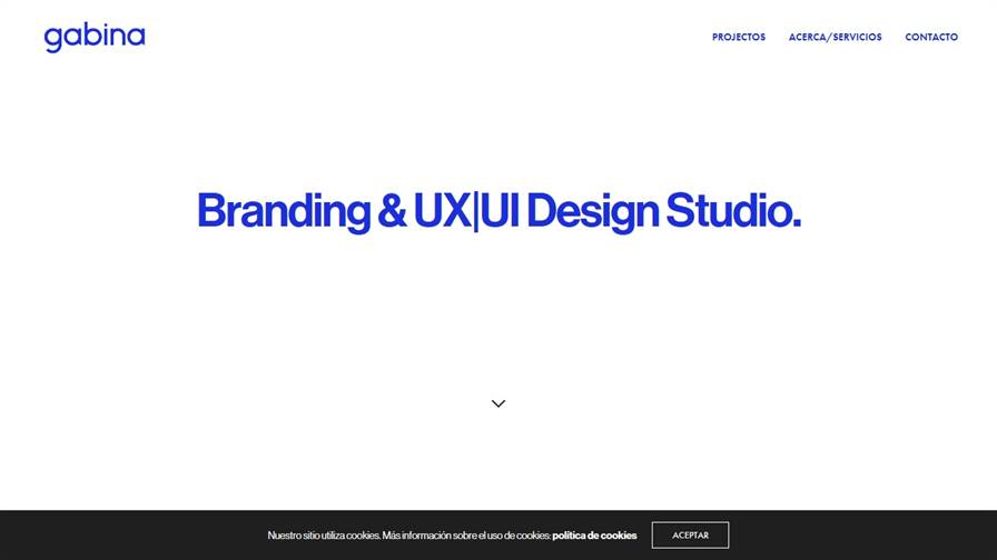 Gabina UX Design, Websites, Content Marketing