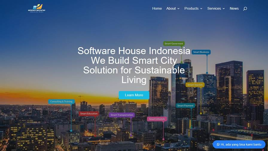 Gamatechno Software House Indonesia