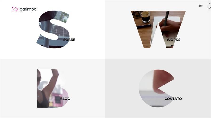 Garimpo UX - Design de Experiência