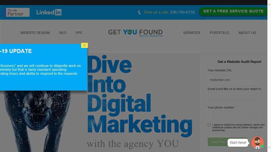 Get YOU Found Digital Marketing