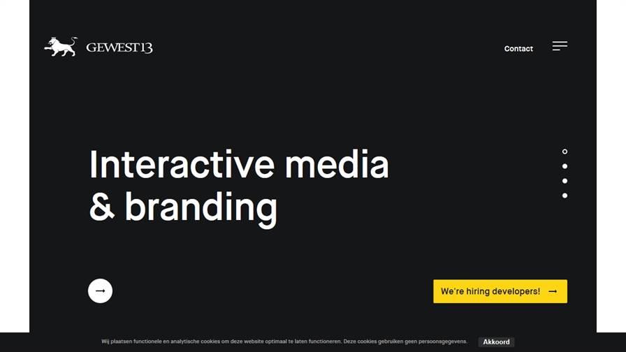 Gewest13 BV — Digital & branding agency