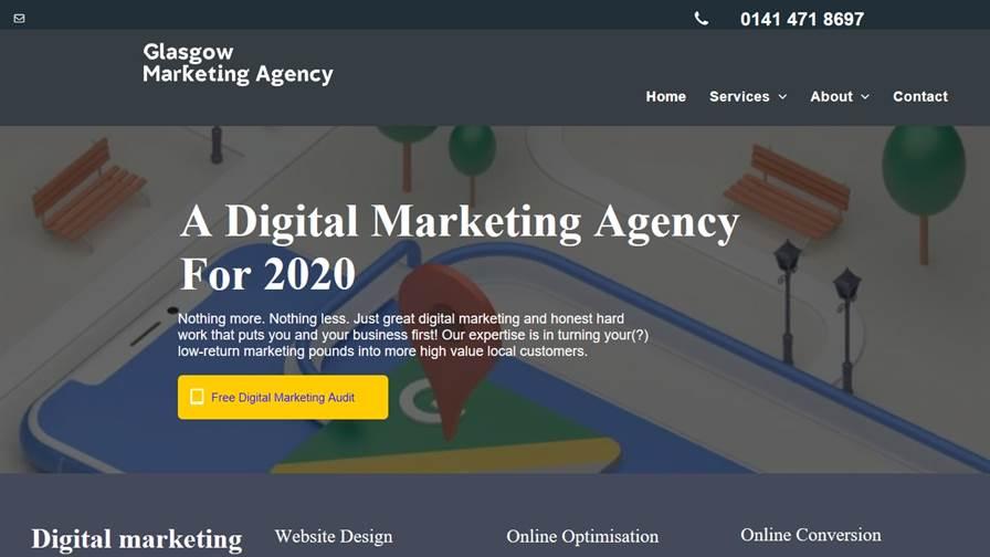 Glasgow Marketing Agency