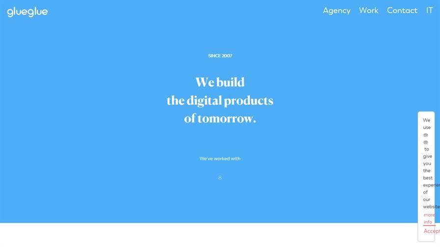 glueglue digital product agency
