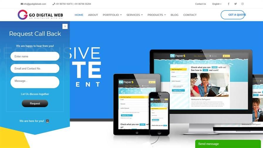 Godigital Web - Website Design Company in Siliguri, Digital Marketing Company