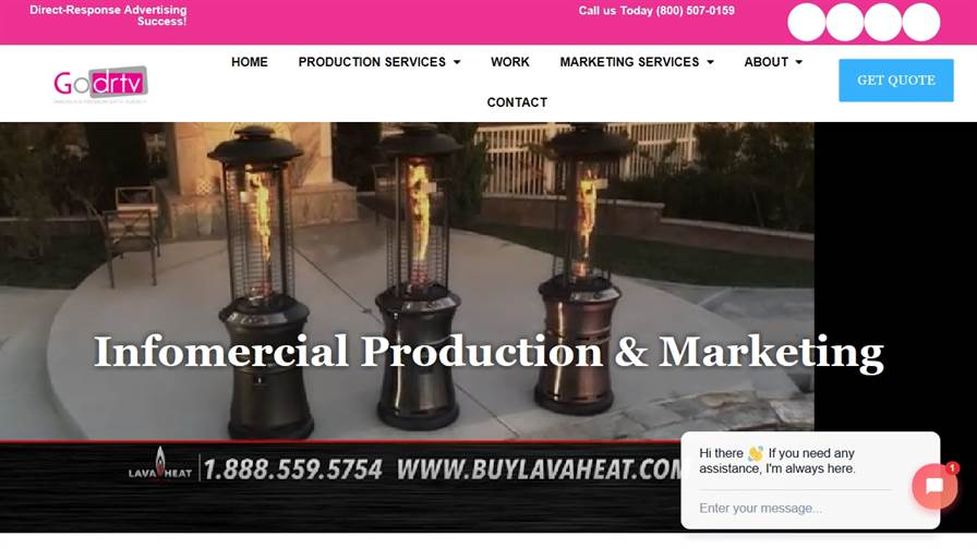 GoDRTV Video Marketing